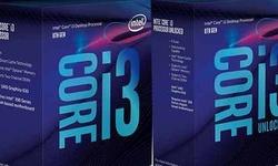 Core i3-8350K en i3-8100 Review