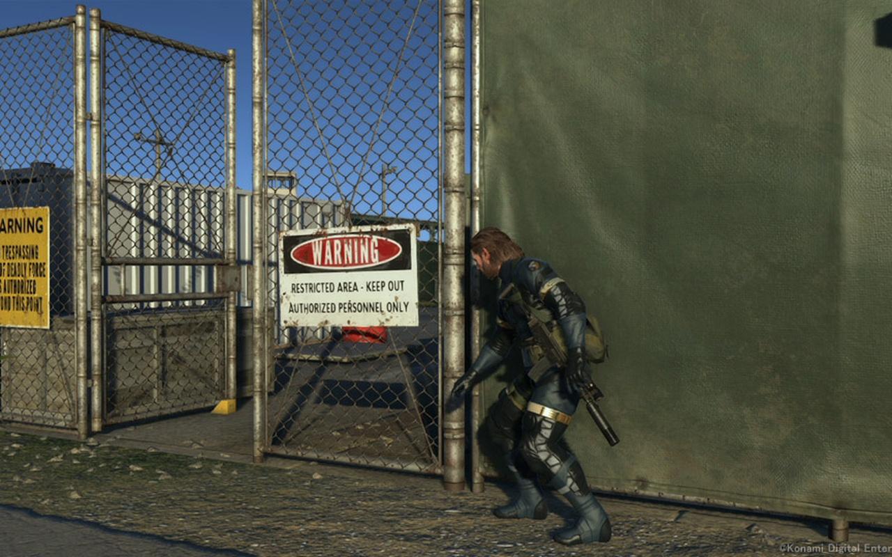 MGSV: PS4