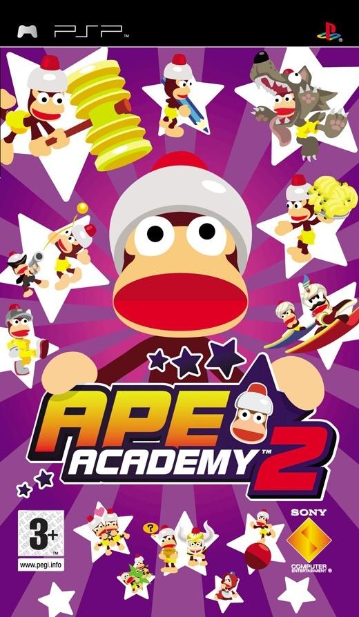 Ape Academy 2, PlayStation Portable