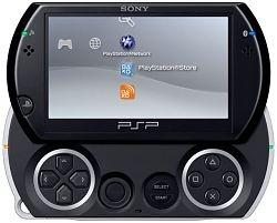 Sony PSP PSP Go Black Zwart