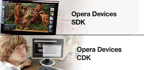 Opera sdk cdk