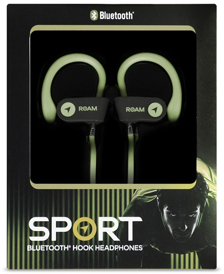 Roam Headphones Bluetooth Hook Headphones (Blauw, Goud, Rood, Wit, Zwart)
