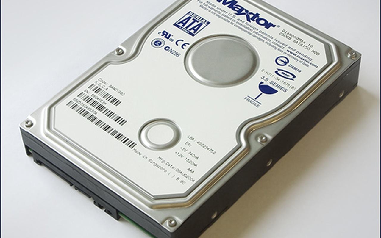 Maxtor DiamondMax 10 SATA (HQ)