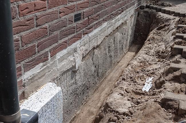 Kruipruimte vloer na isoleren duurzame energie for Huis waterdicht maken