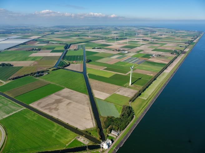 Windmolenpark Nuon