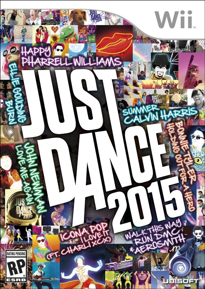 Just Dance 2015, Wii