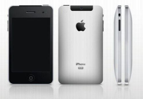 Mockup: iPhone HD