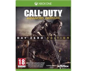 Call of Duty: Advanced Warfare Day Zero Edition, Xbox One
