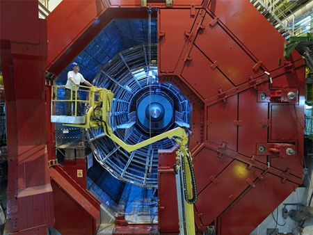 LHC - Alice-detector