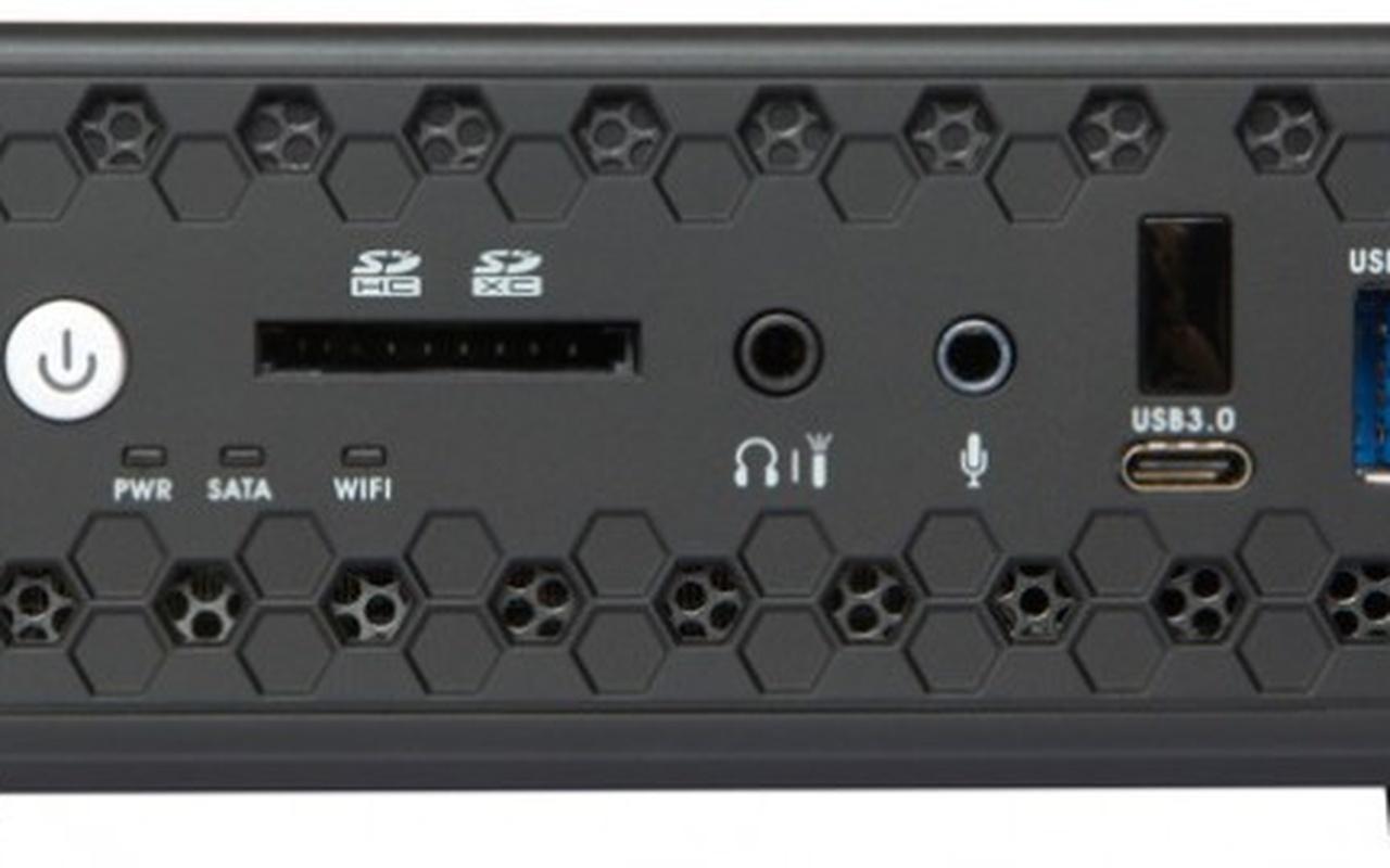 Zotac komt met twee nieuwe Zbox-mini-pc's