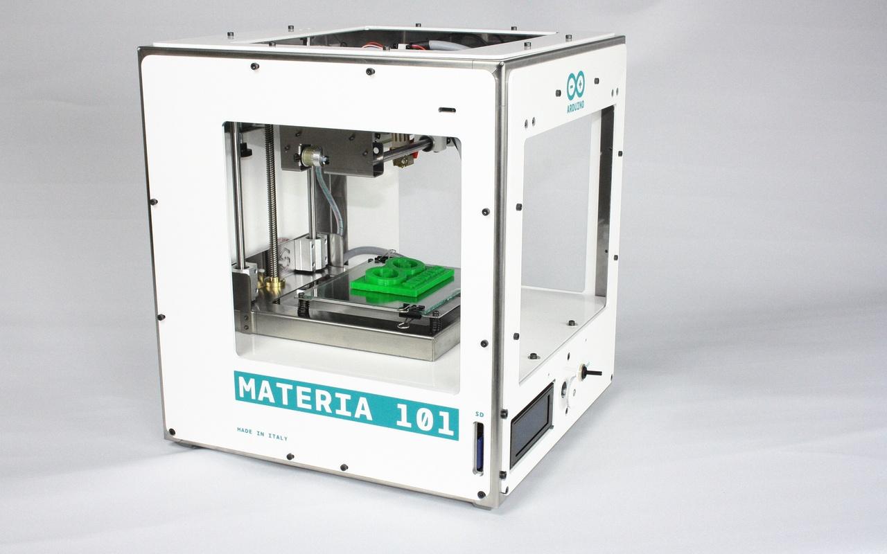Arduino Materia 101