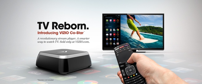 Vizio - Google TV box