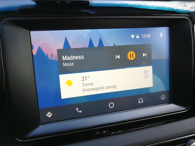 android auto hack apk