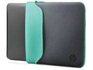 HP 15.6 Chroma sleeve Grijs, Groen