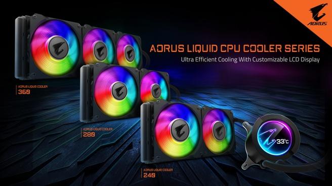 Gigabyte Aorus Liquid Cooler