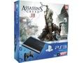 Goedkoopste Sony PlayStation 3 Slim (2012) 500GB + Assassin's Creed III Zwart