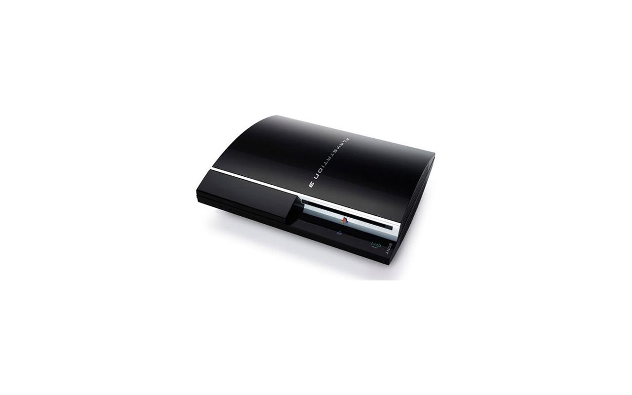 Sony PlayStation 3 80GB & Resistance 2 Zwart