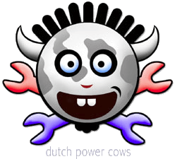 Dutch Power Cows