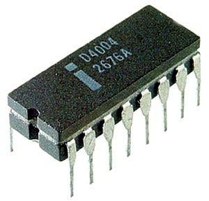 Intel 4004-processor