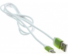 Remax Lovely USB naar Lightning Data Kabel - Groen (1m)