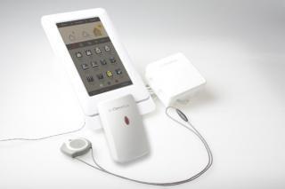 E-Domotica Easy Zorg Oproepknop Luxe pakket