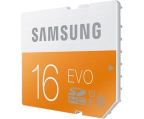 Samsung Evo SDHC 16GB