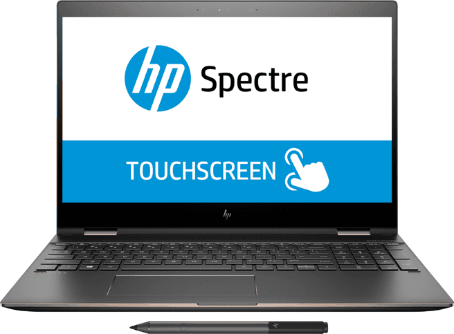 HP Spectre x360 15 -ch025nd