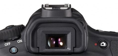 Canon EOS 60D zoeker