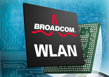 Broadcom wlan-chip