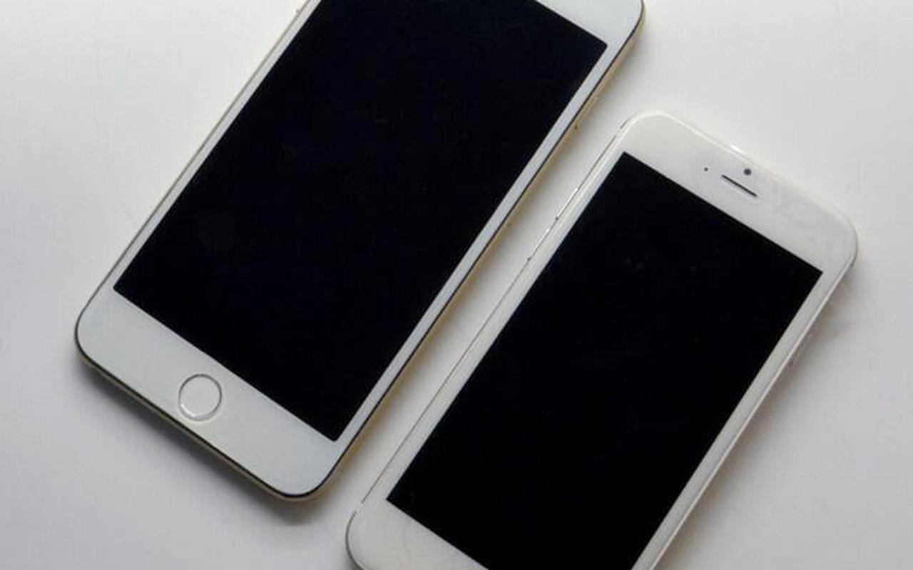 Vermoedelijke Apple iPhone 6