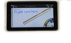 HTC Flyer: tablet in ontwikkeling