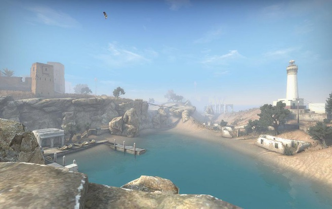 Counter Strike Danger Zone Sirocco