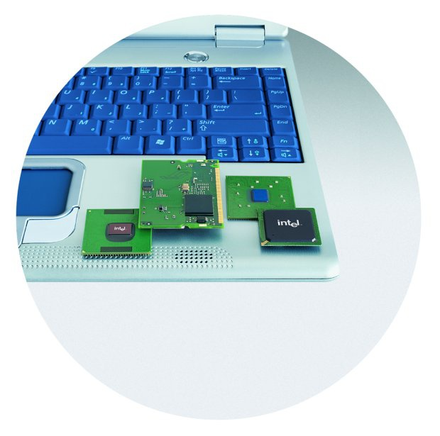 Centrino laptop
