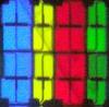 Sharp Quad Pixel  pixelstructuur klein