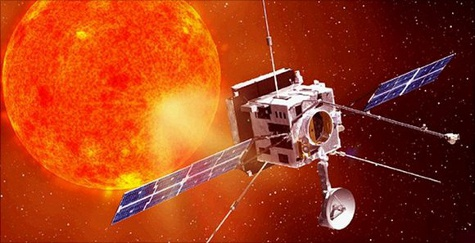 ESA's Solar Orbiter