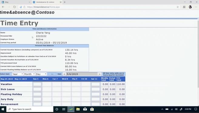 Microsoft Edge IE-modus