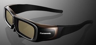 Panasonic 3d-bril IFA 2010