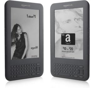Amazon Kindle 3G