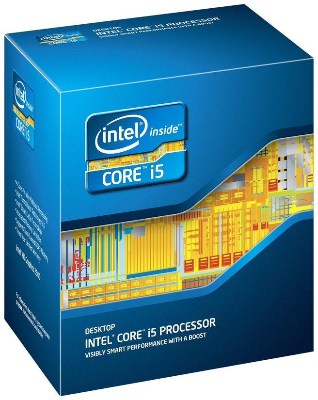 Intel Core i5 Intel Core i5 3350P Boxed