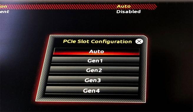 AMD 300 400 pci-e 4.0