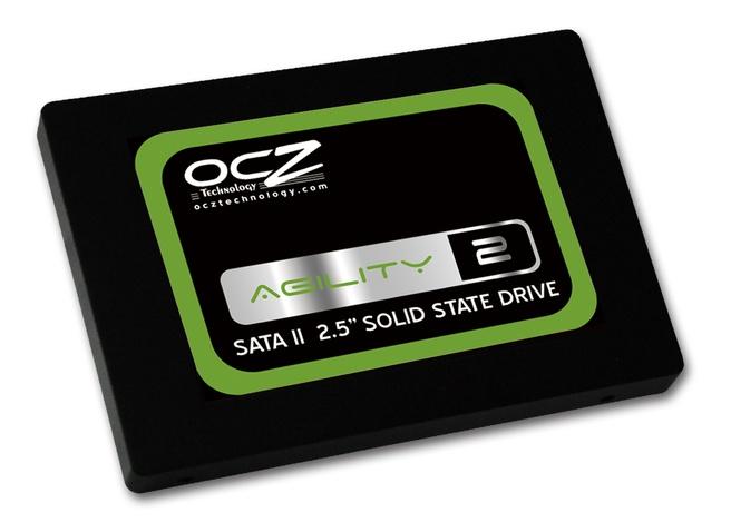 """OCZ SATA II 2.5"""" SSD"""