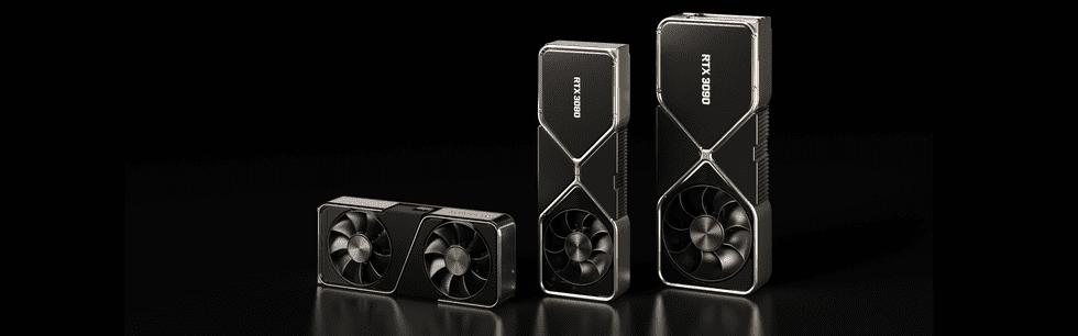 RTX 3000 lineup
