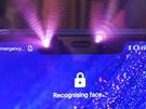3d-gezichtscanner op Huawei Mate 20 Pro