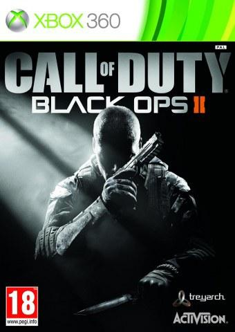 Call of Duty Black Ops II, Xbox 360