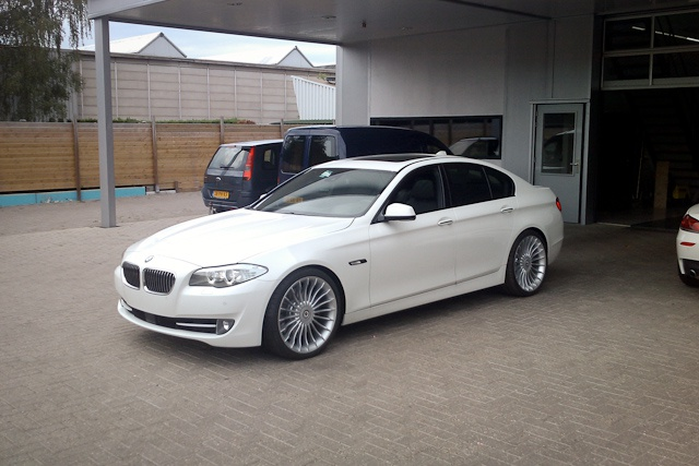 S Or S For My - 2011 bmw 5 series rims