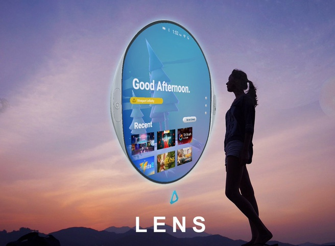 HTC Lens