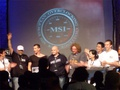 MSI Overklok Challenge 2008 - De winnaars op het podium