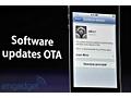 iOS 5: OTA updates