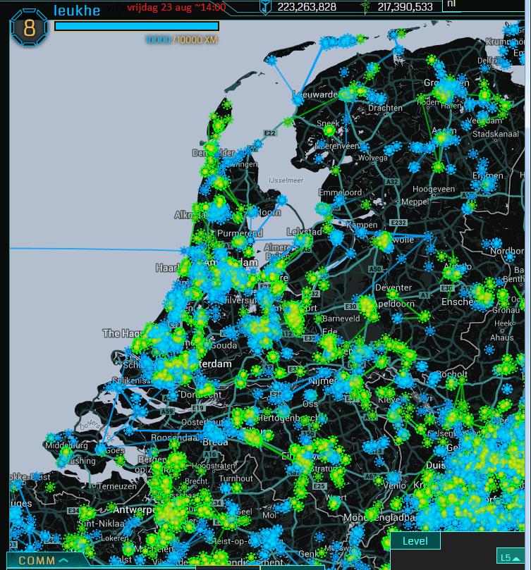 fanatiek in netherlands: