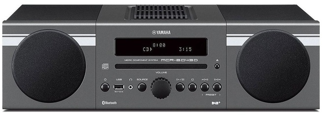 Yamaha MCR-B043 Grijs